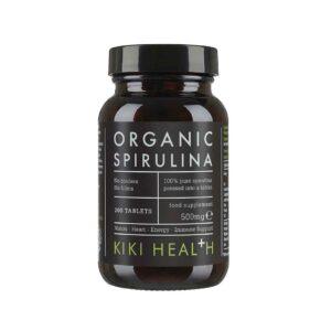 SPIRULINA TABLETS, Organic – 200 Tablets